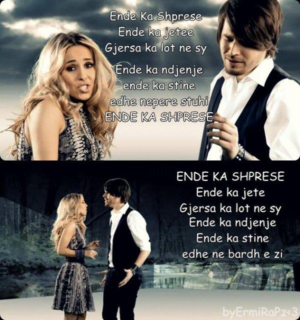 Ende Ka Shpres ^ Somebody Hurts ♥♥♥♥