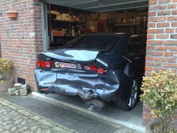 Accident mars 2012