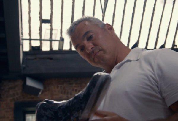 Shane McMahon visite Flight Club � New York et parle de son amour pour Air Jordans.