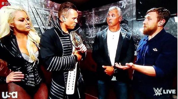 WWE Smackdown Live du 6 septembre 2016