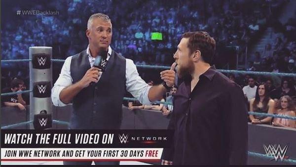 WWE BackLash 2016 par Smackdown Live