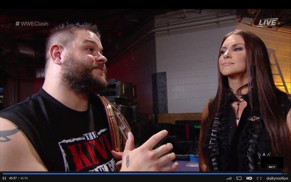 WWE Clash Of Champions 2016
