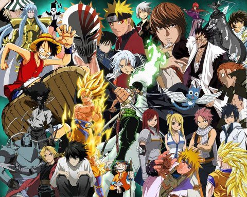 Mangas et Animes