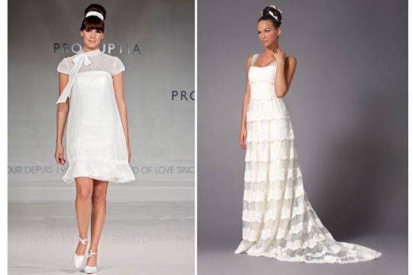 Pour choisir une robe robes pour mariage civil 2013 for Robes pour mariage civil