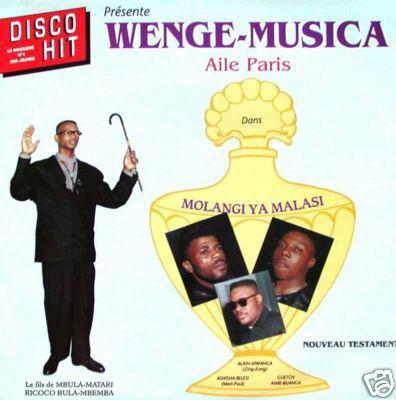 Wenge-Musica - Aile Paris