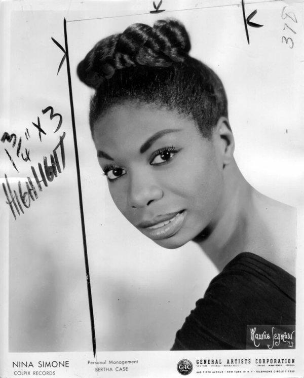 Nina Simone - Young, Gifted And Black
