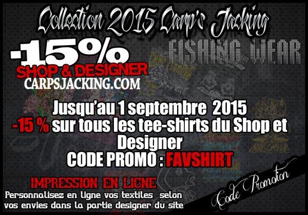 Promo tee-shirts