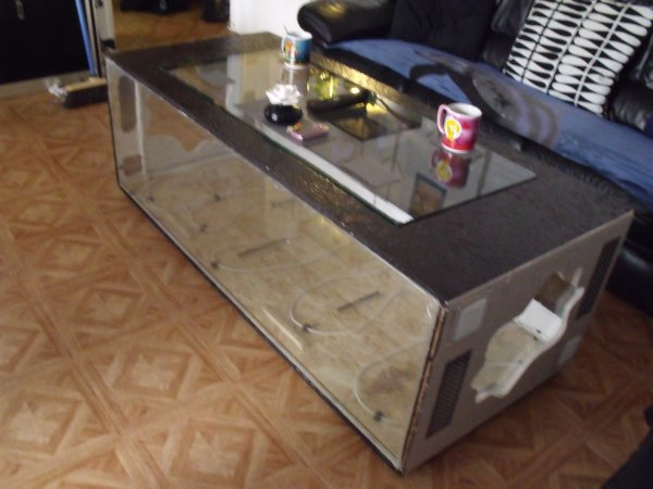 Terrarium Coffee Table Images Pics Photos Using Aquarium