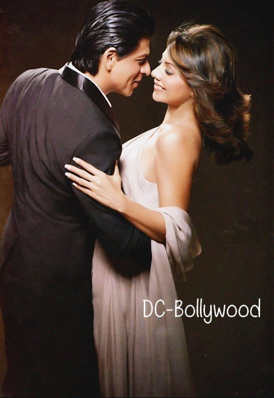 Sharukhan & sa femme