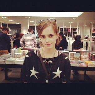 Emma watson at colette in paris citronsorbet watson - Colette paris magasin ...