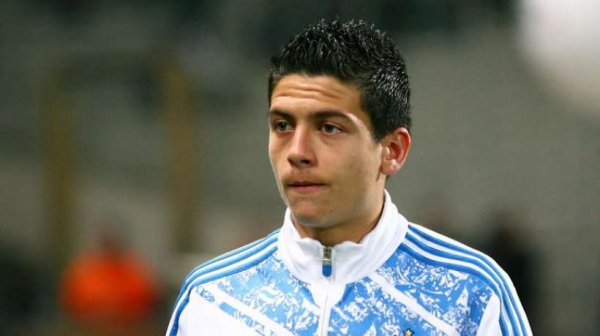 Larry AZOUNI (France U19 / Marseille, FRA)