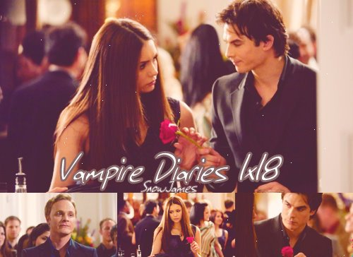 Vampire Diaries: Saison 1: épisode 18