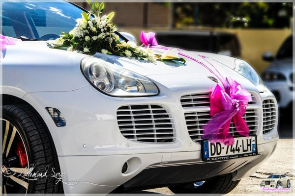 LOCATION PORSCHE CAYENNE TURBO S MARIAGE REUNION