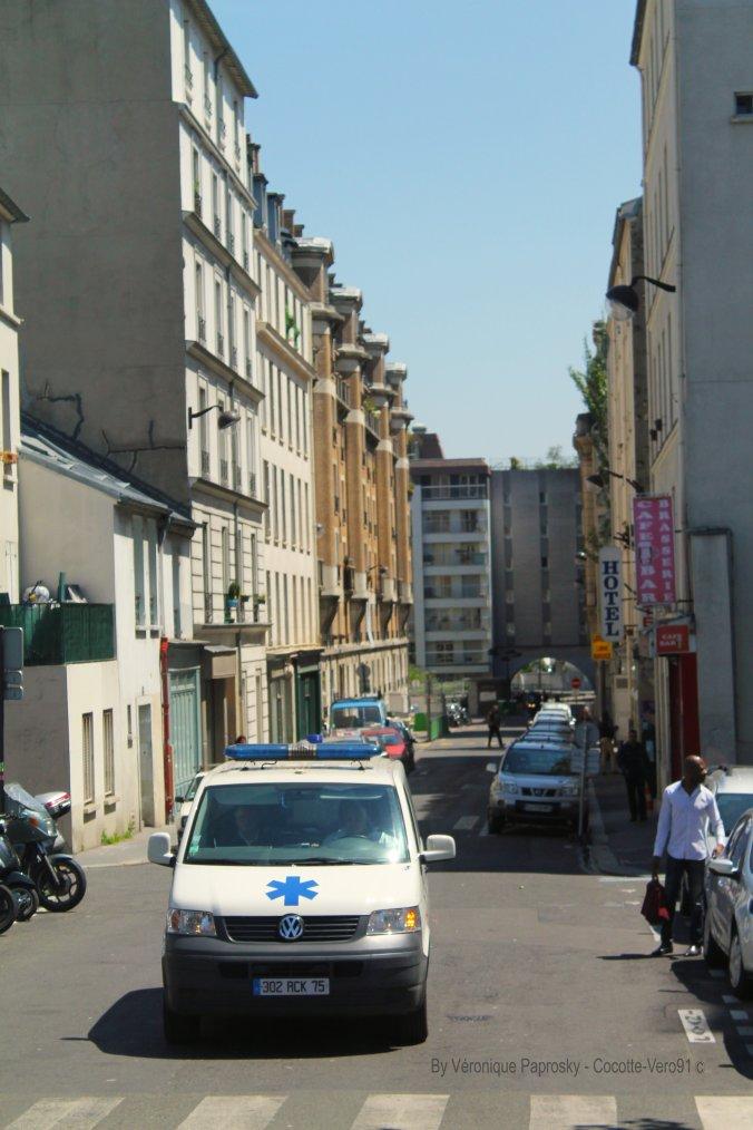 9e voyage France � Paris : photo par moi