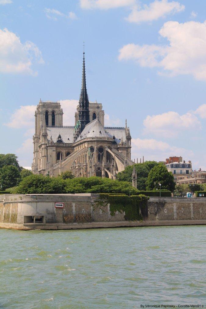 10e voyage le Retour � Paris en France : photo par moi