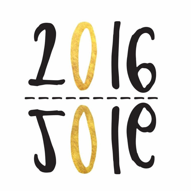 Bonne ann�e 2016
