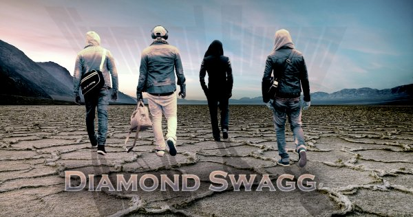 DIAMOND SWAGG Bouge Ton Corps Girl  (2013)
