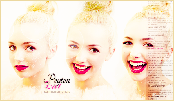 Peyton List