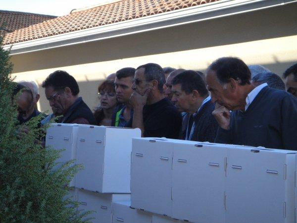 EXPOSITION/BOURSE DE L'AMICALE ORNITHOLOGIQUE GIRONDINE 2012