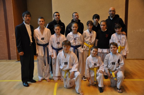 Championnat de region technique 2012