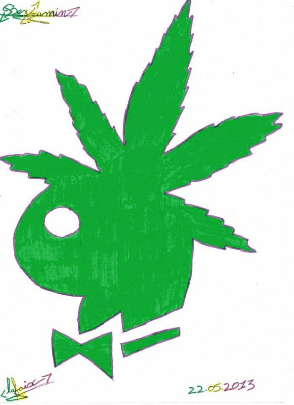 Dessin feuille de cannabis blog de benji03160 - Dessin feuille cannabis ...