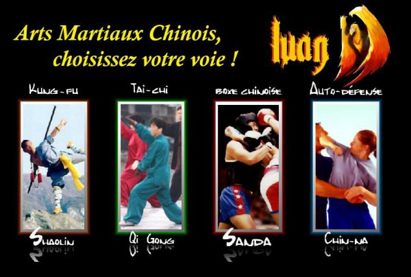 Luan kung fu shaolin ecole d 39 arts martiaux chinois for Arts martiaux chinois