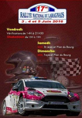 Rallye du Laragnais 2016