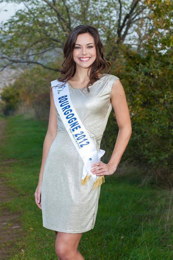 la nouvelle miss France est .... Miss Bourgogne !!!