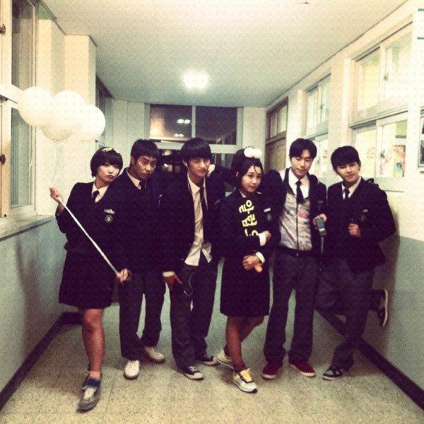 Reply 1997//Drama Coreen // 16 épisodes //Ecole & Amour // 2012