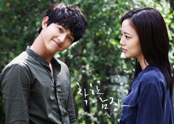 Nice Guy // Dama Coreen // 16 Episodes // Amour & Drame // 2012