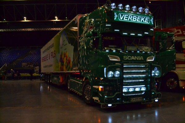Expo de camions à Douai Gayant Expo