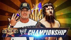 SummerSlam 2013 : John Cena vs Daniel Bryan (WWE Championship)