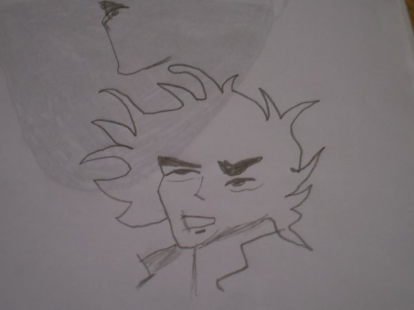 mon dessin d'un garçon