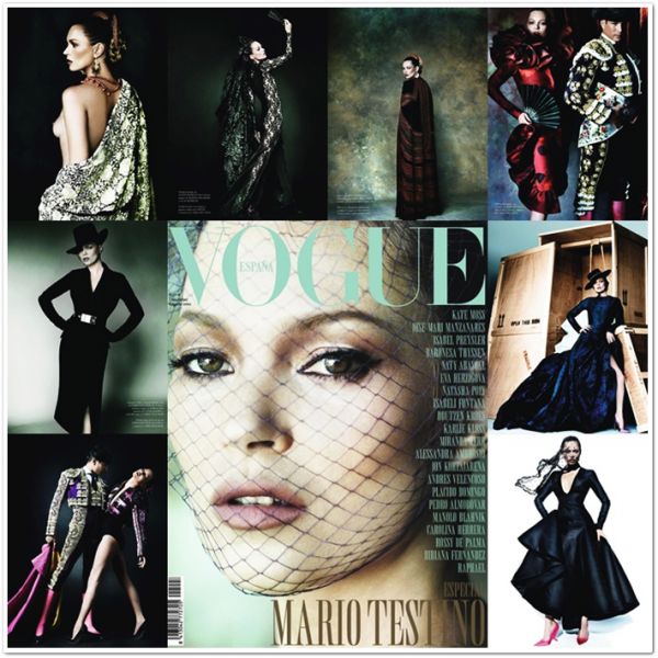 Vogue Espagne D�cembre 2012