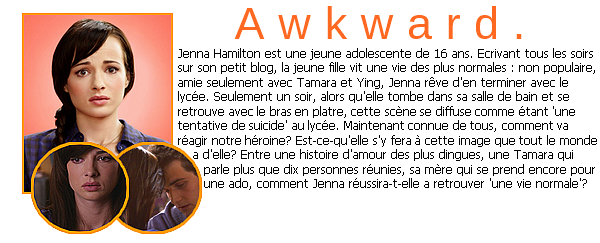 98EME ARTICLE : AWKWARD.