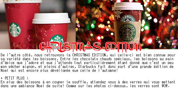 105EME ARTICLE : Star, mon addiction � Starbucks et bucks.