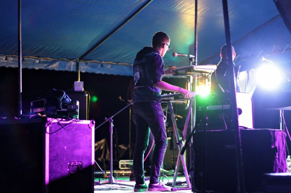 AMNESIA @ Festival Ubunstock (09/06/2012)