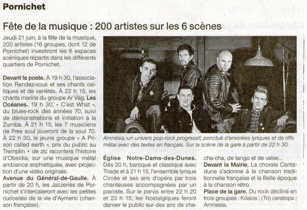 Ouest-France du 13/06/2012