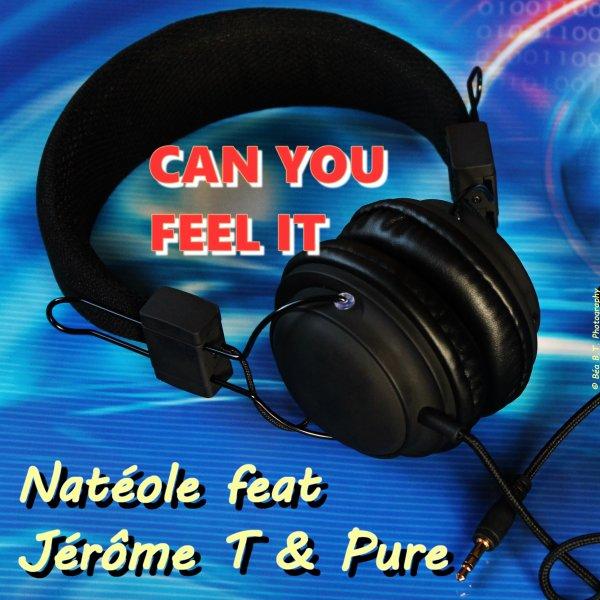 Natéole Feat Jérôme Thévenot & Pure - Can You Feel iT. News Cd Single .