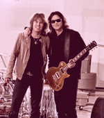 Superstitious (acoustique) / Joey Tempest (2012)