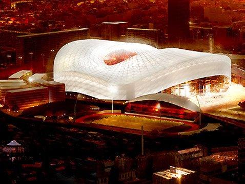 """Sp�cial """"NAMING V�lodrome OM/Grand Stade Lille"""" Image n� 2/3 !..."""