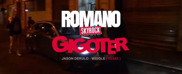 Romano - Gigoter | Clip Officiel