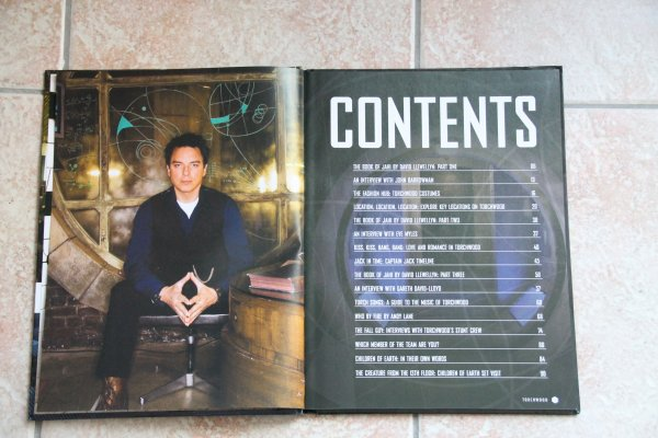 Torchwood: The official magazine: Yearbook