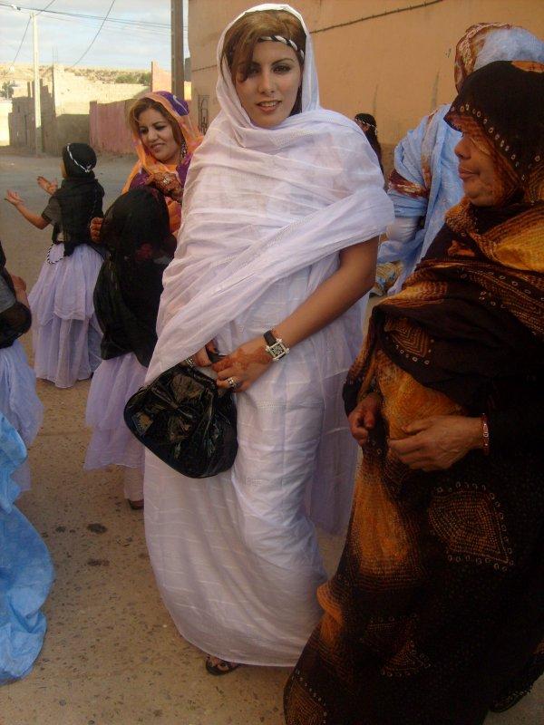 Femme marocaine cherche amis