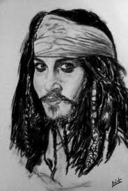 Dessin artistique de pirates des caraibe pirates des - Dessin pirate des caraibes ...