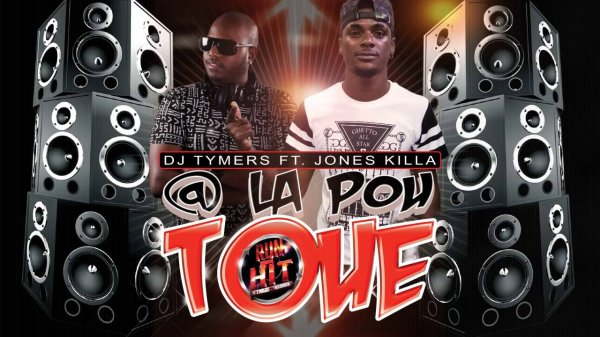 Exclus #New-Musik-974 / Dj Tymers ft. Jones Killa - @ (2015)