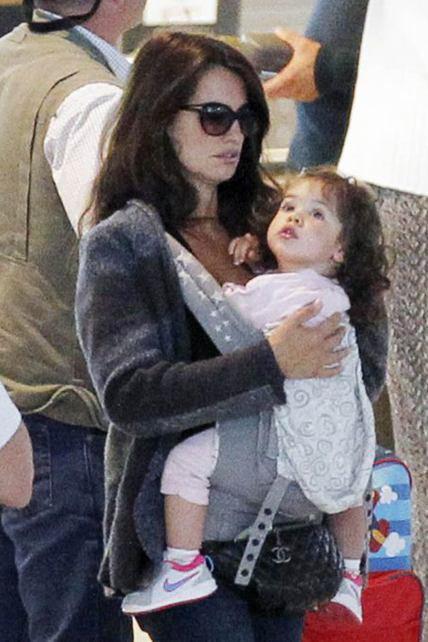 Penelope Cruz avec ses enfants à l'aéroport - Blog de Baby ... Javier Bardem Children