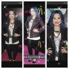 Demi a la F�te du magazine Nylon