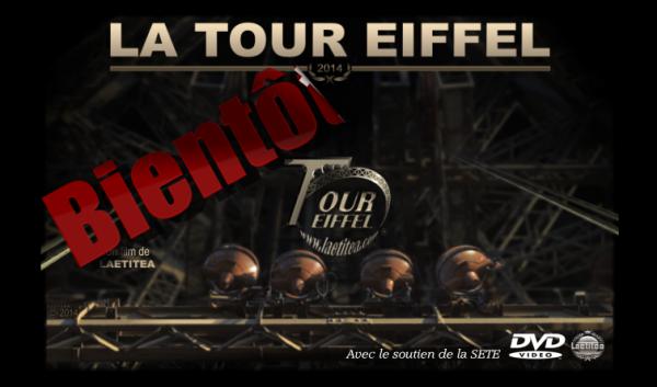 La Tour Eiffel (DVD)