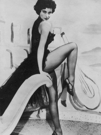 Cyd Charisse (1921-2008)